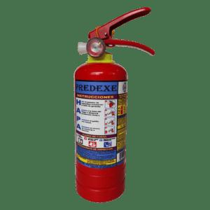 extintor 2.5 libras pqs