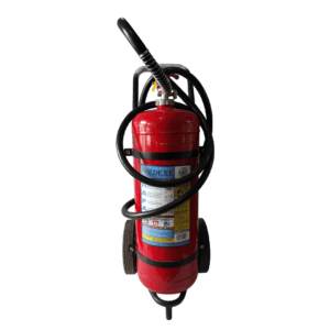Extintor 50 libras PQS