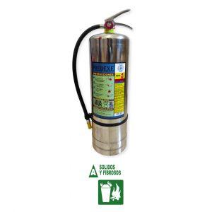 Extintor Agua PREDEXE