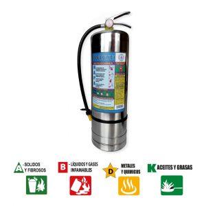 Extintor COLD FIRE PREDEXE