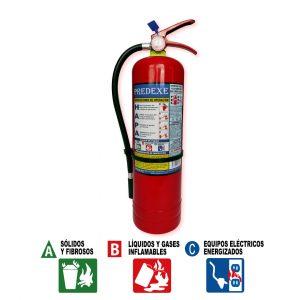 Extintor PQS PREDEXE