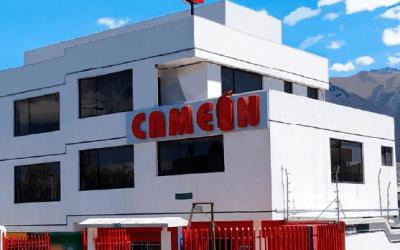 Camein Matriz av.6 de diciembre e isacc barrera recarga de extintores y equipos contra incedios
